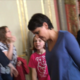 Interview de la ministre de l'éducation National Najat Vallaud-Belkacem